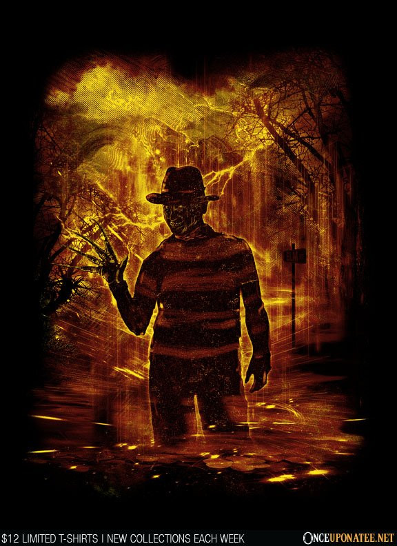 Once Upon a Tee: Elm Street Storm