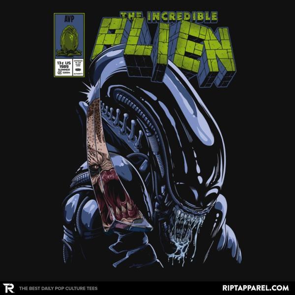 Ript: The Incredible Alien II