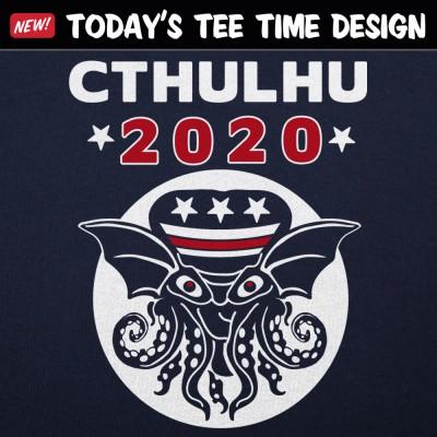 6 Dollar Shirts: Cthulhu 2020