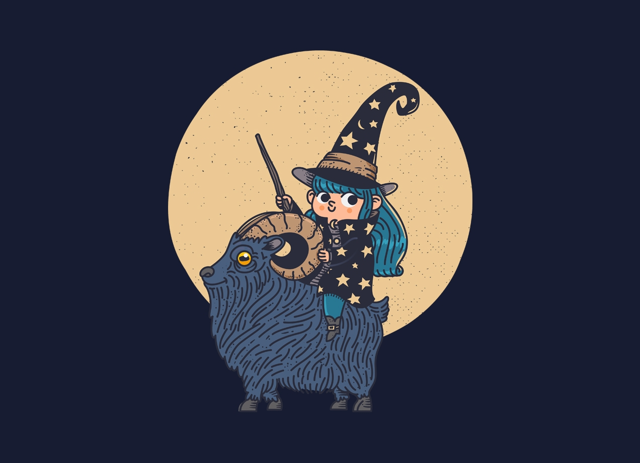 Threadless: Black Magic