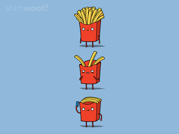 Woot!: The Fry-over