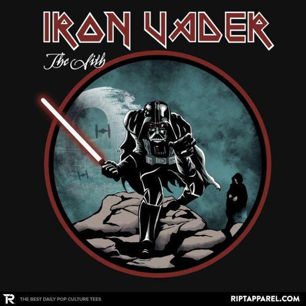Ript: Iron Vader