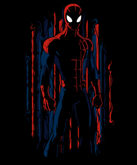 Qwertee: The Spider