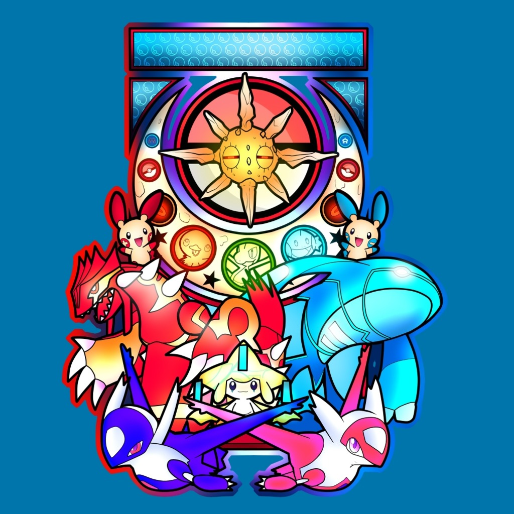 TeeTournament: Ruby and Sapphire
