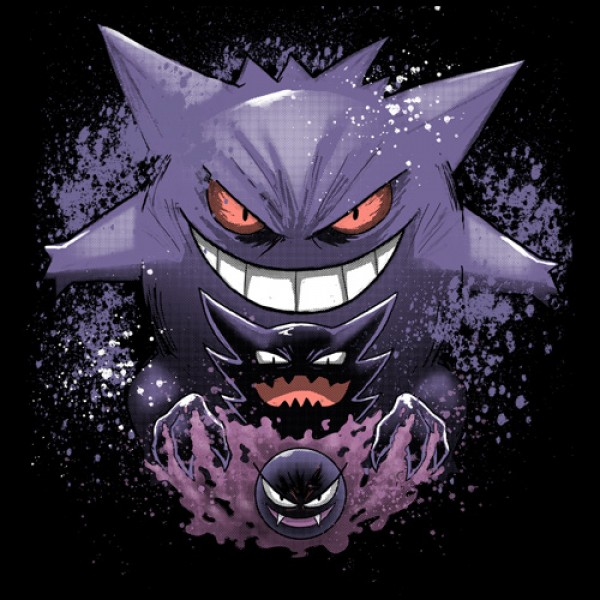 TeeVolt: Gengar Evolution