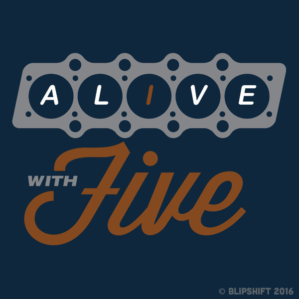 blipshift: Alive With Five