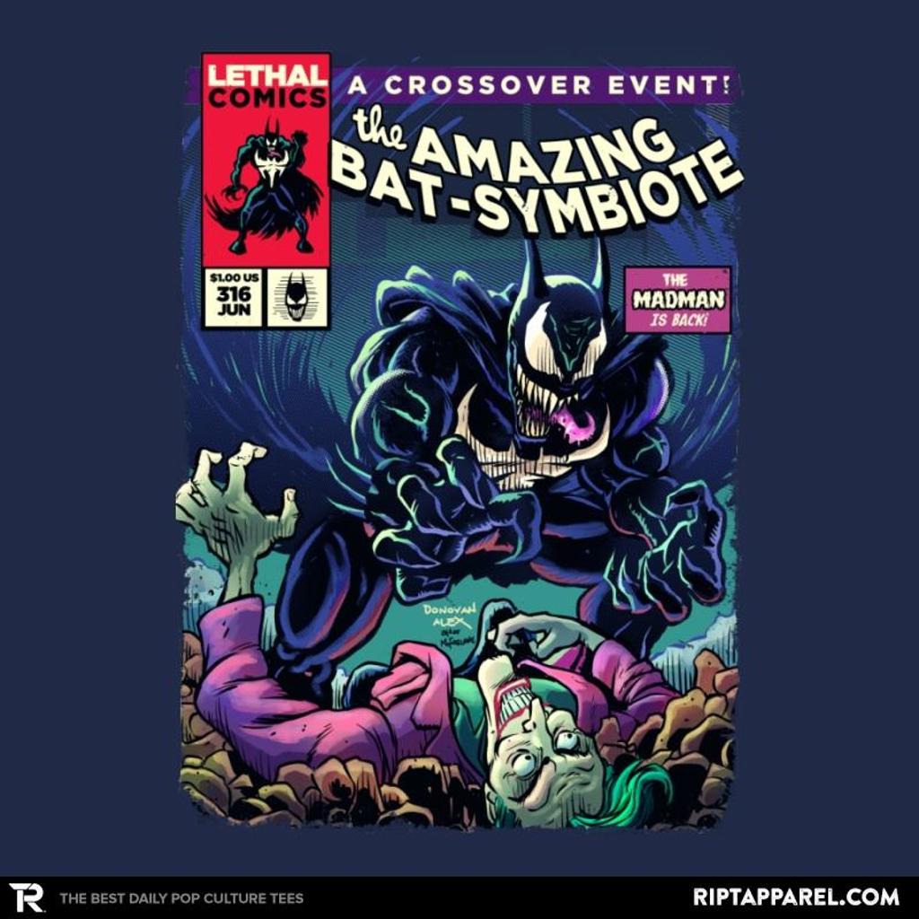 Ript: Bat Symbiote