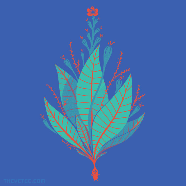 The Yetee: 2C Growing Boy