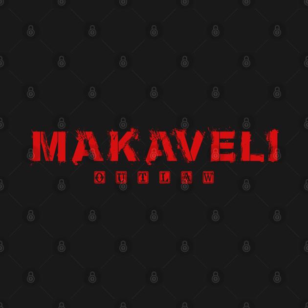 TeePublic: Makaveli