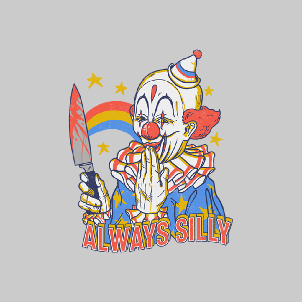 NeatoShop: Clowns Are Silly
