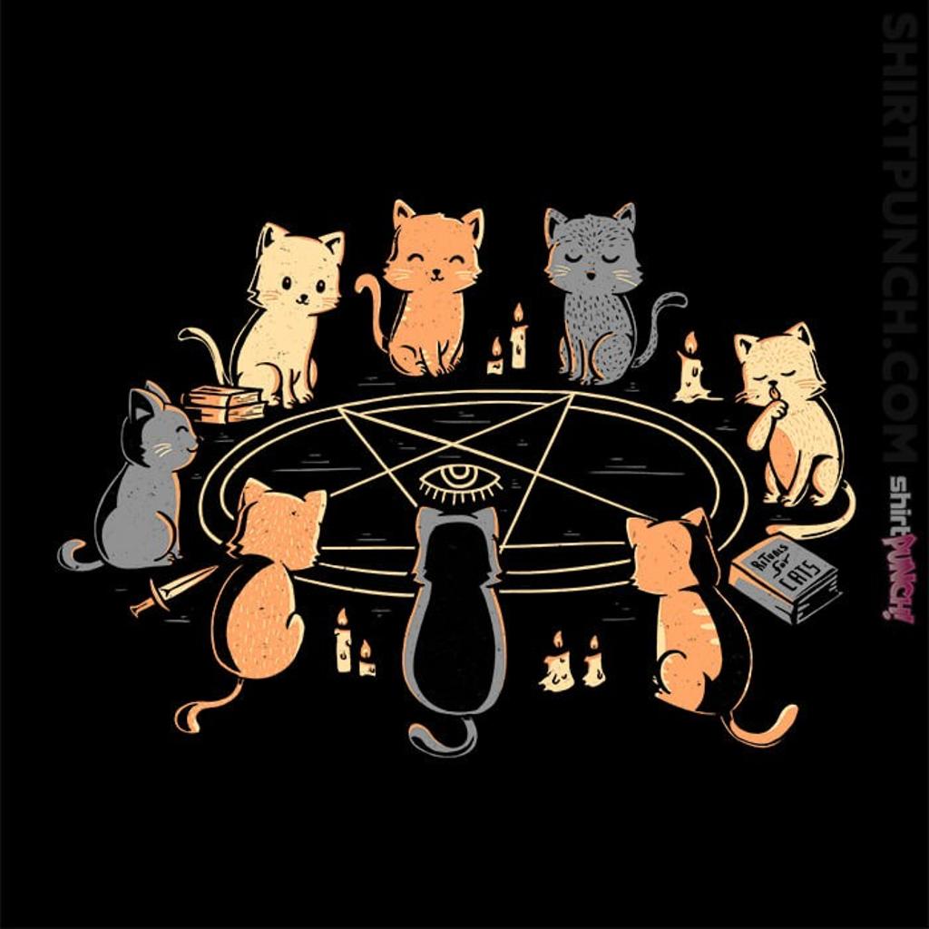 ShirtPunch: Cat Ritual