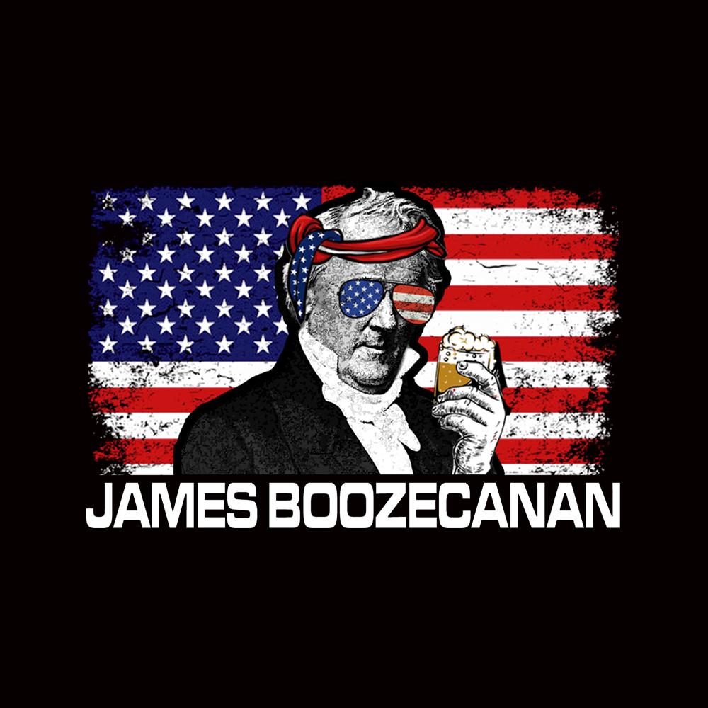 BustedTees: James Boozecanan
