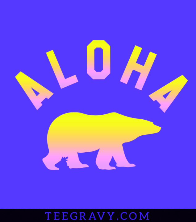 Tee Gravy: Aloha is back