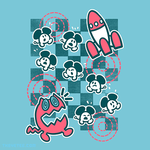 The Yetee: Rocket Mice