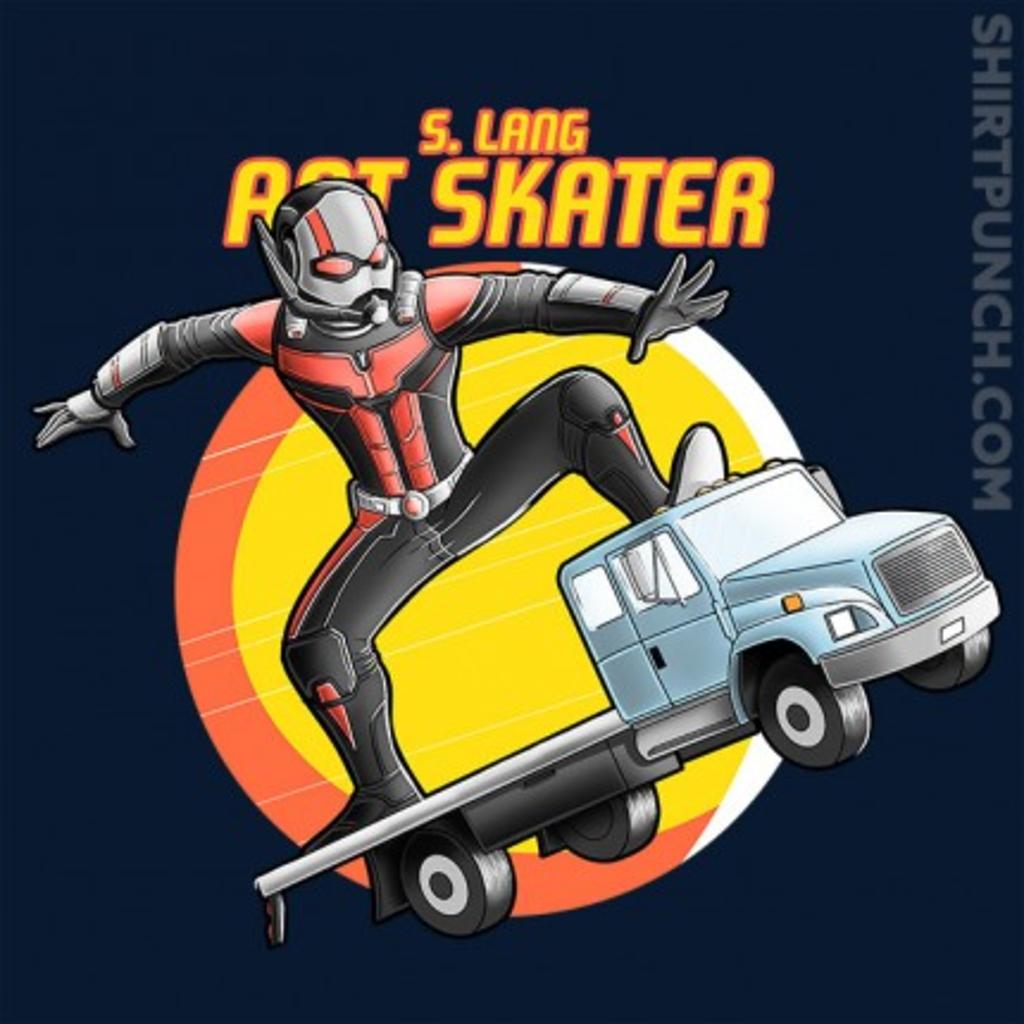 ShirtPunch: Ant Skater