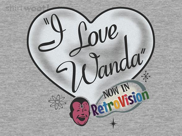 Woot!: I Love Wanda