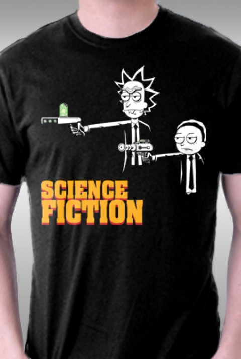 TeeFury: Science Fiction