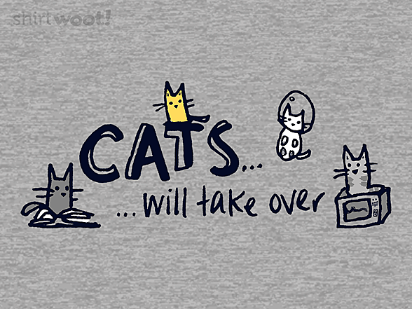 Woot!: The Future Is Cats