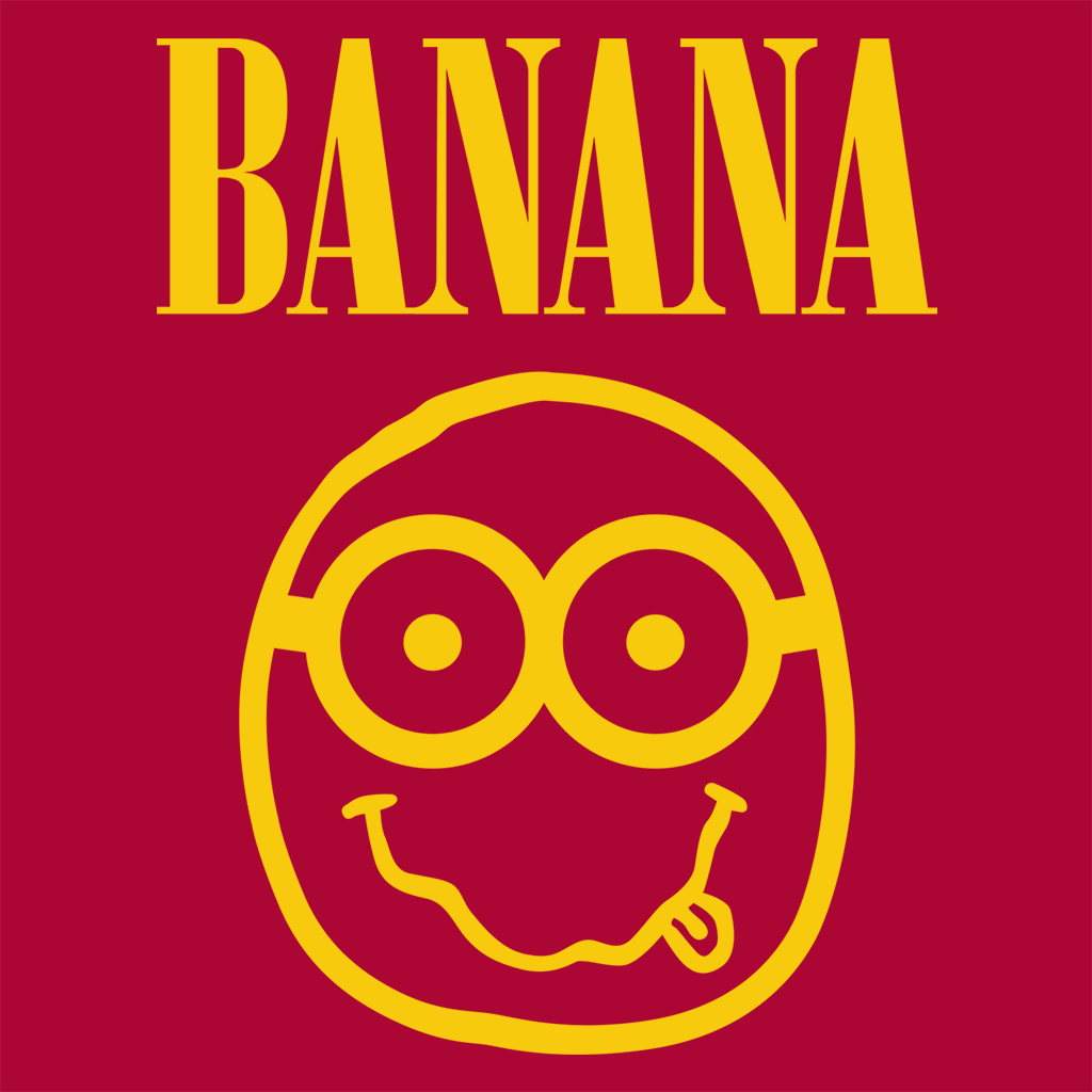 Pop-Up Tee: Banana