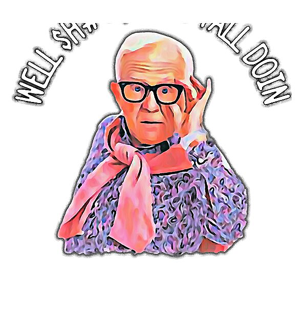 RedBubble: Leslie Jordan Well Shirt What are Ya'll Doin Shirt