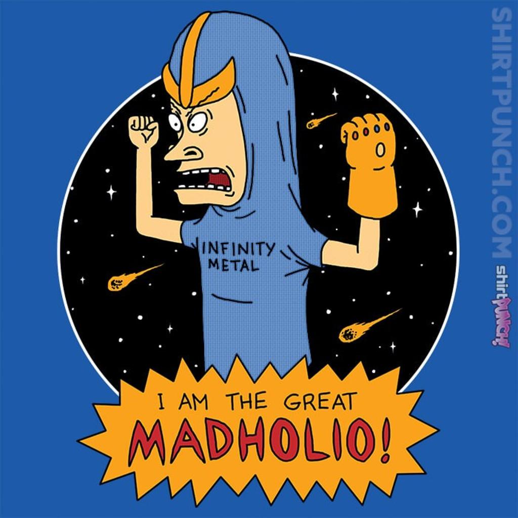 ShirtPunch: Madholio!