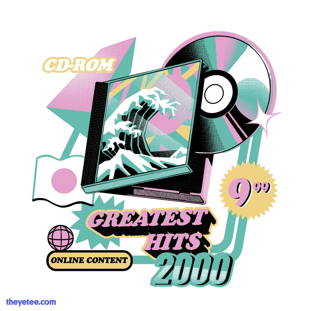 The Yetee: Japanese Greatest Hits