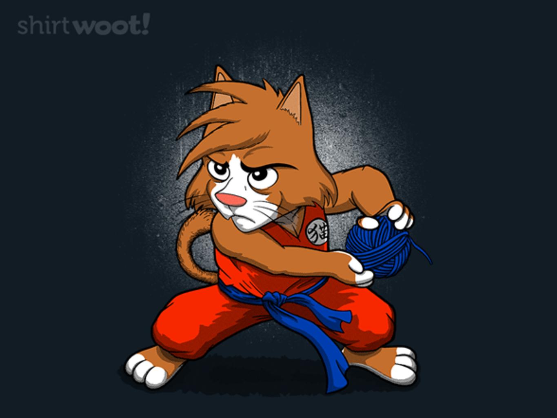 Woot!: Catme Hame Ha