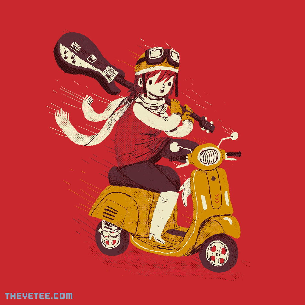 The Yetee: incoming bass attack