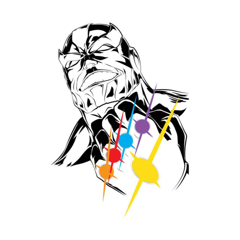 TeePublic: Thanos