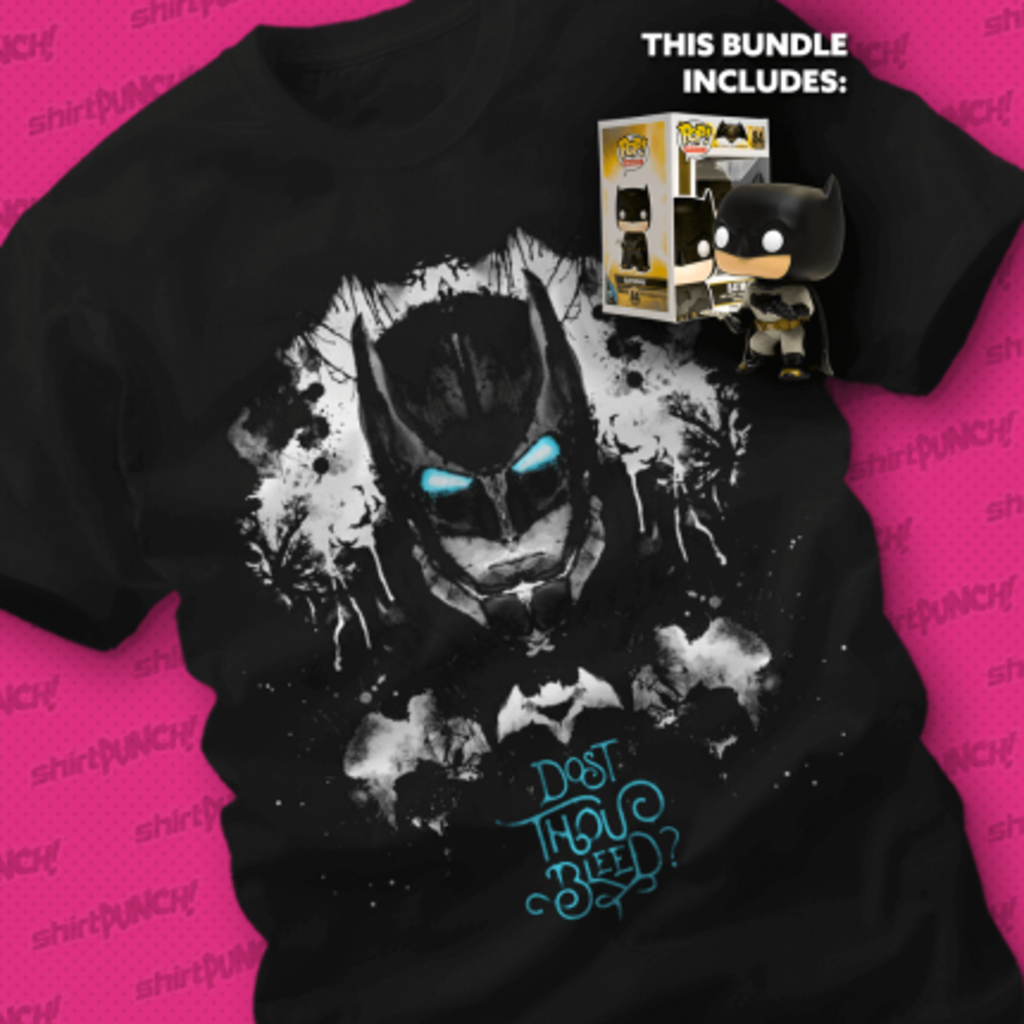 ShirtPunch: Cowabunga Batman Bundle