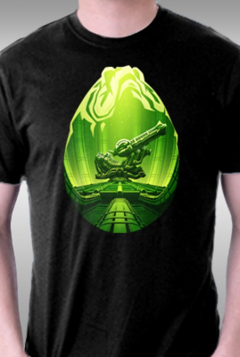 TeeFury: Space Jockey