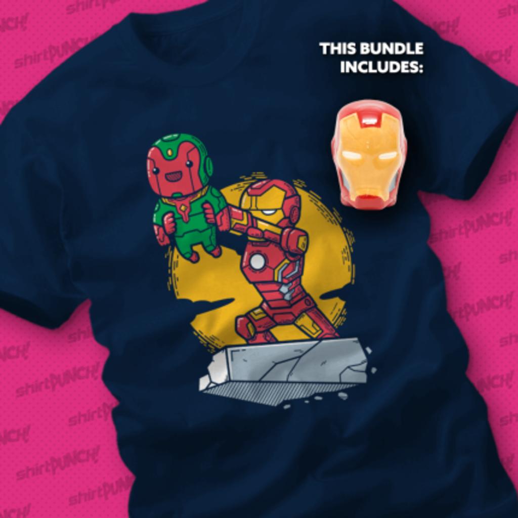 ShirtPunch: Super-Billionaire Bundle