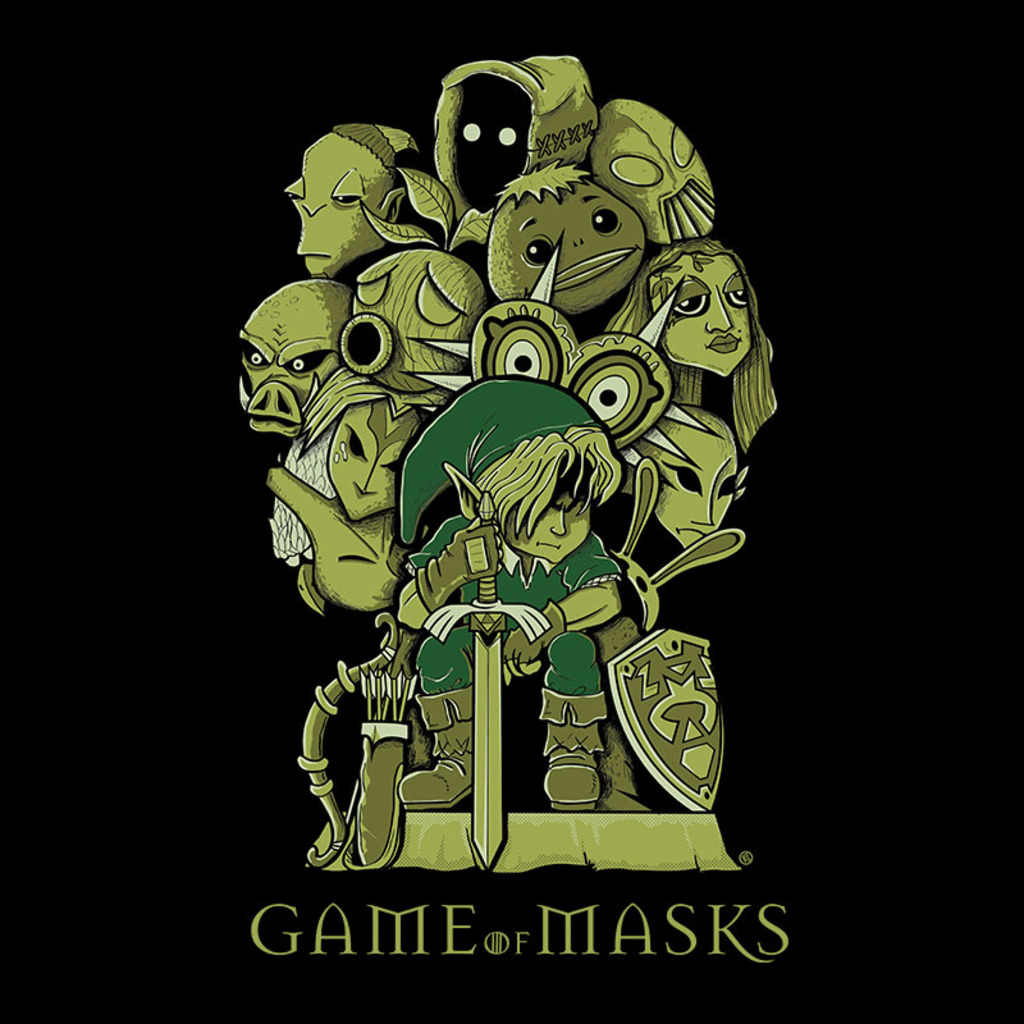 Wistitee: Game of Masks
