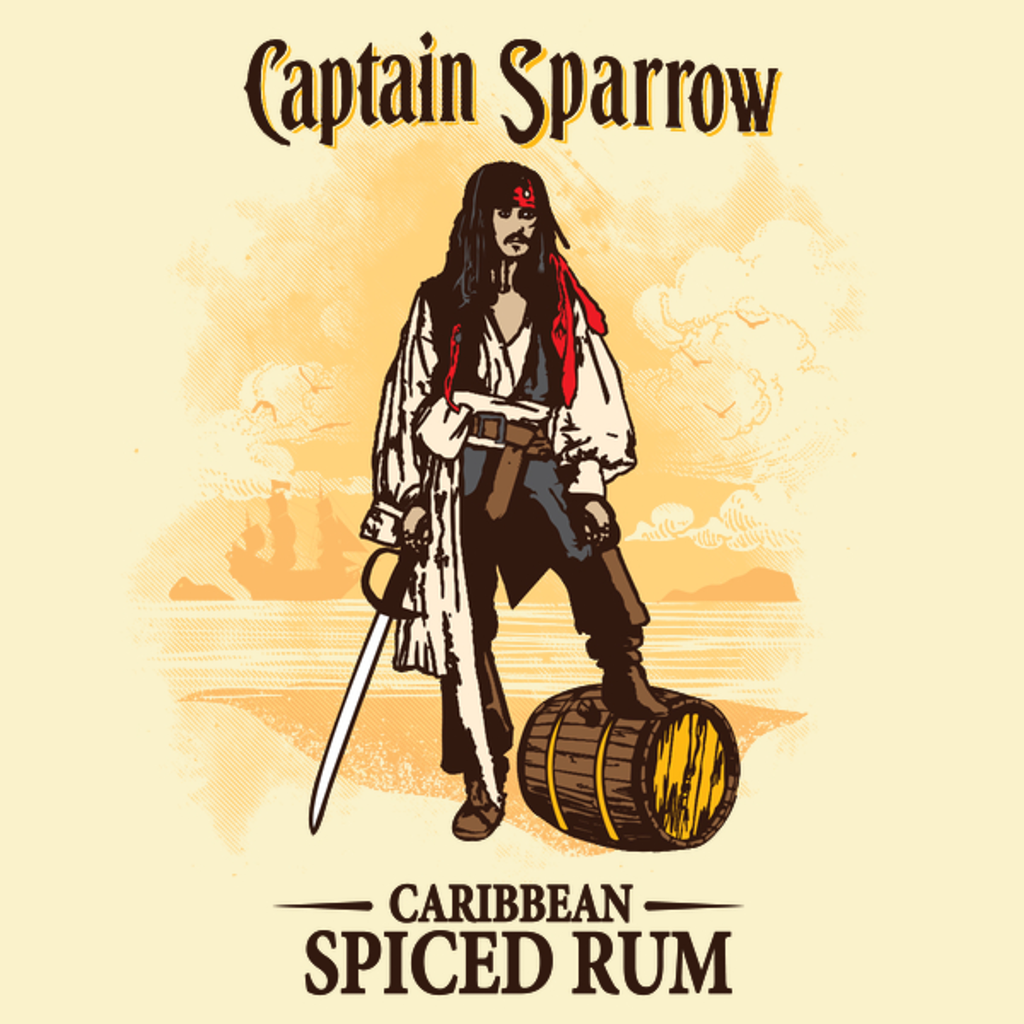 NeatoShop: Captain Sparrow