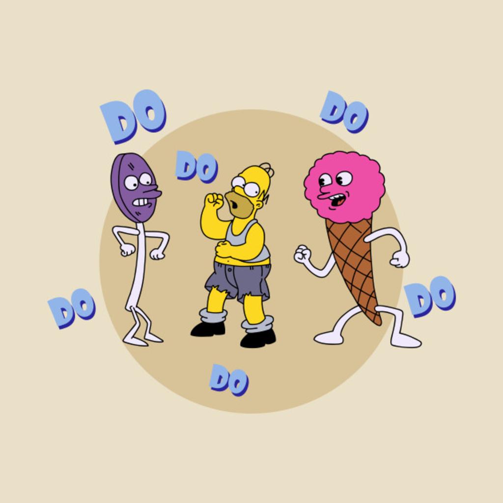 TeePublic: Sugar
