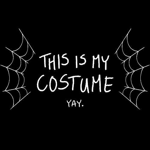 TeeTurtle: This Is My Costume
