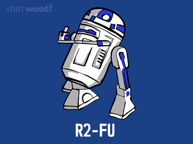 Woot!: R2-FU - $15.00 + Free shipping