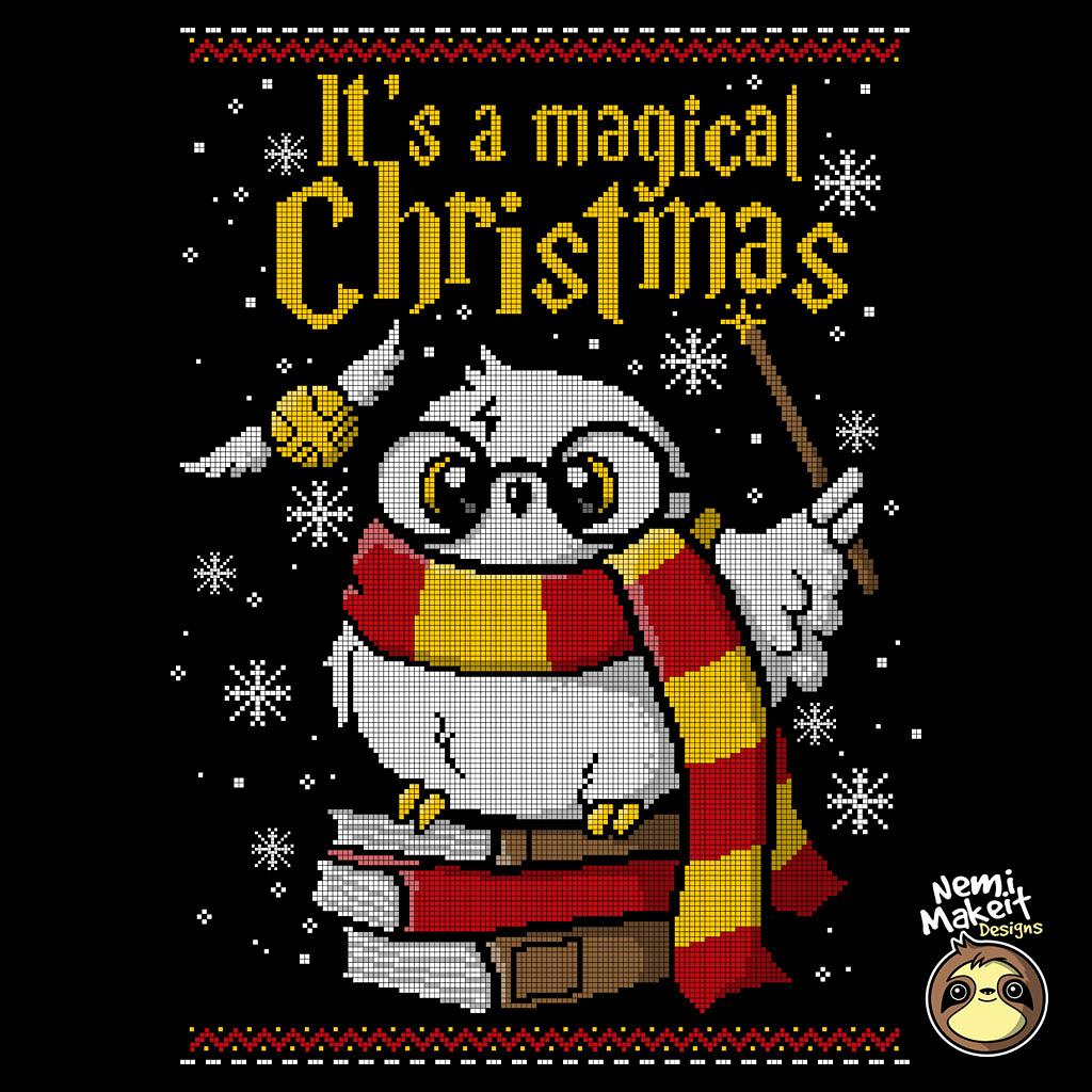 TeeTee: Owl magic christmas