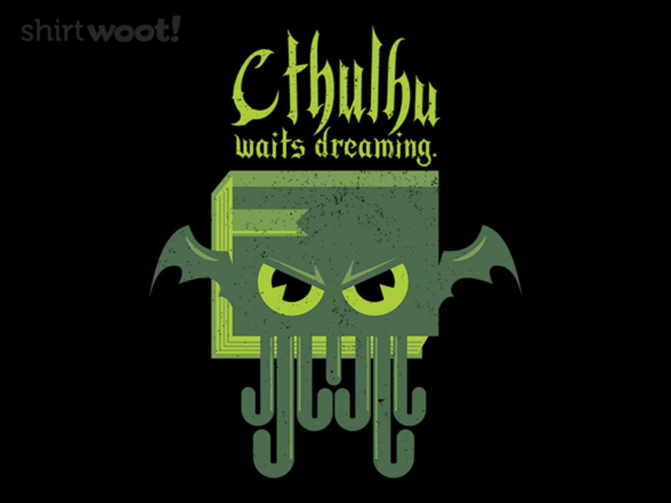 Woot!: Cthulhu Waits Dreaming