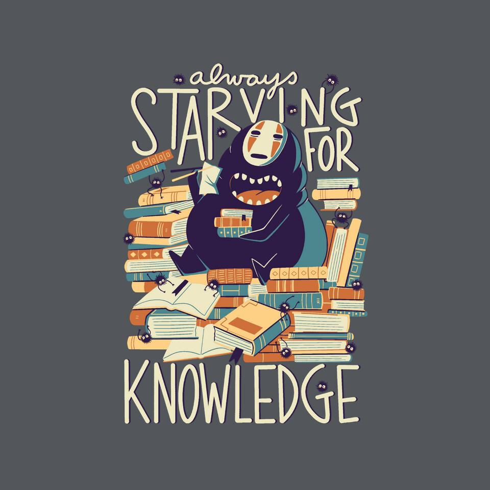 TeeFury: Book Eater