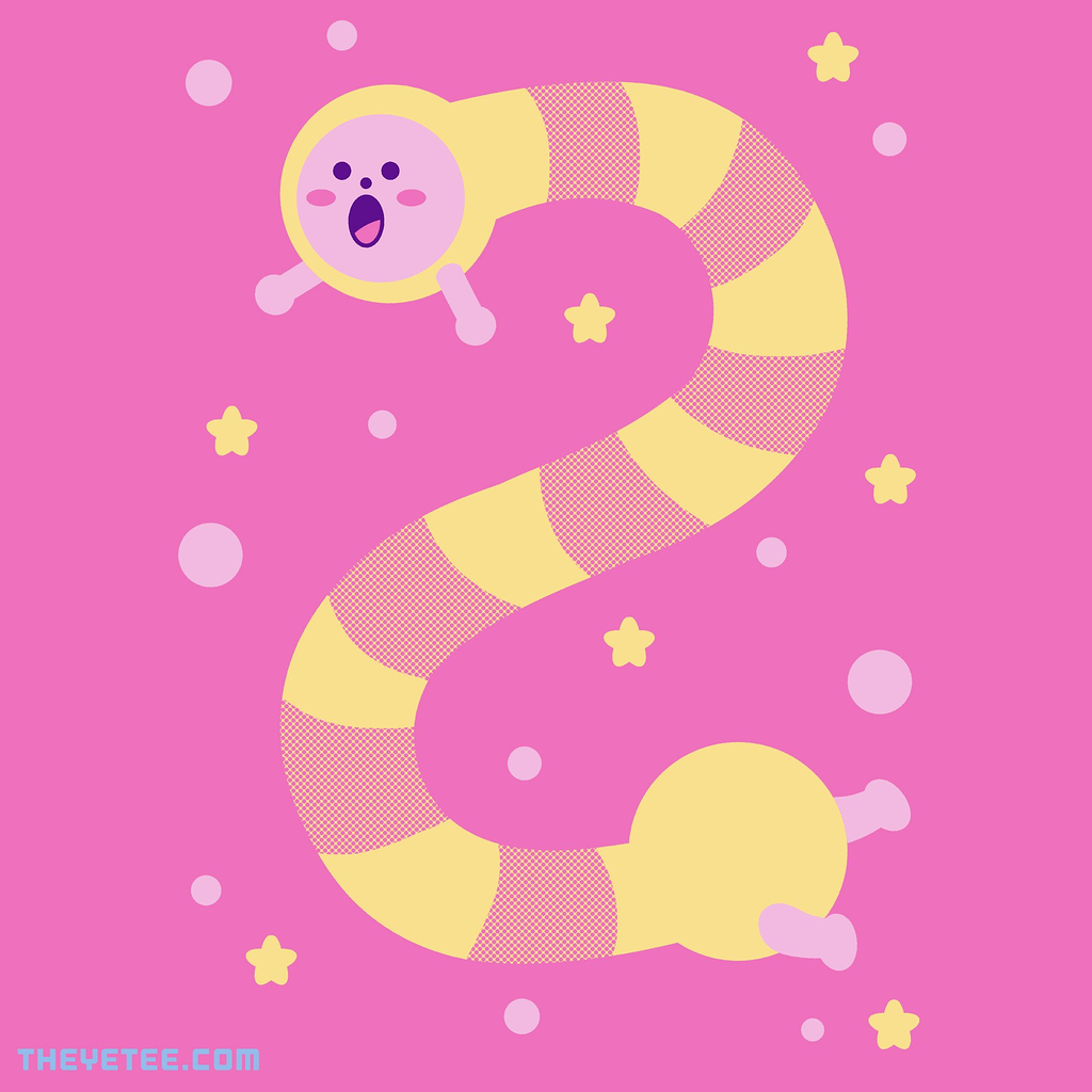 The Yetee: Stretchy Friend