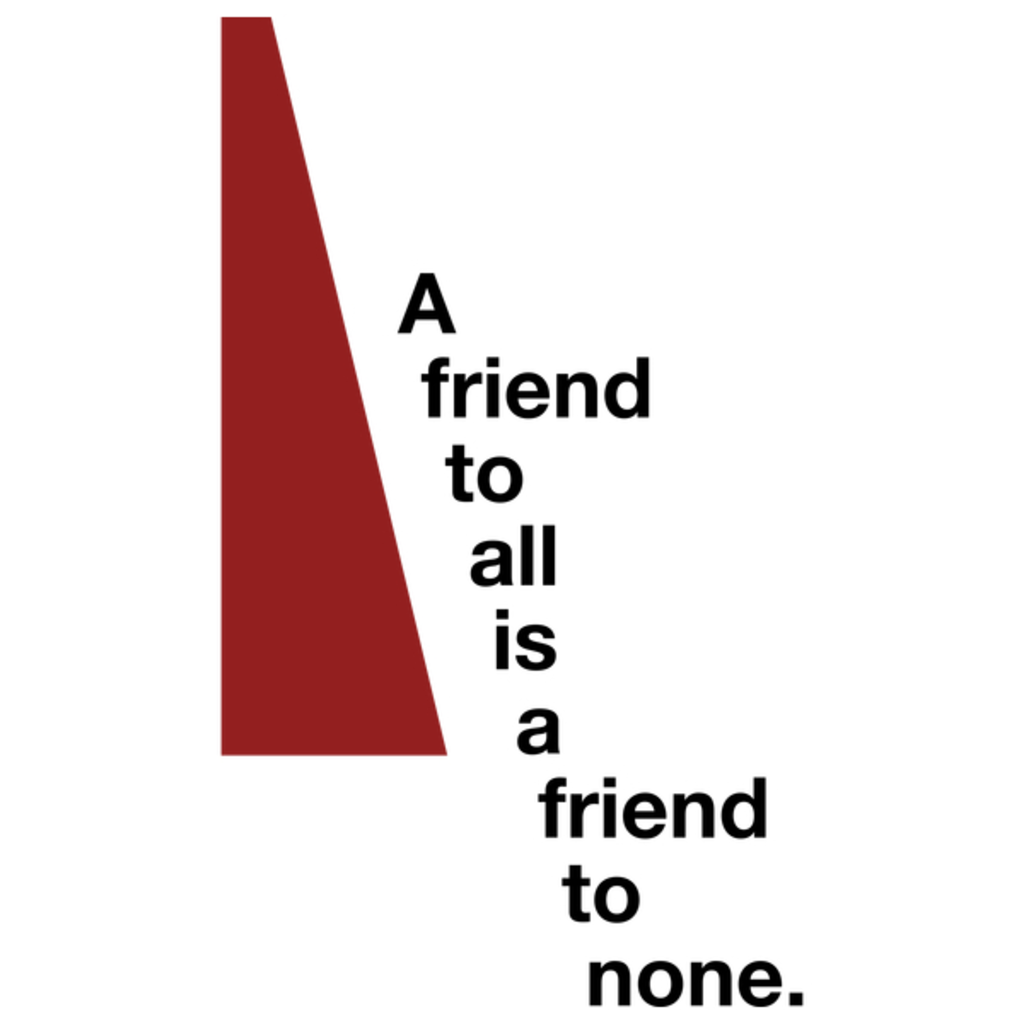 NeatoShop: Ajin - A friend to all is a friend to none