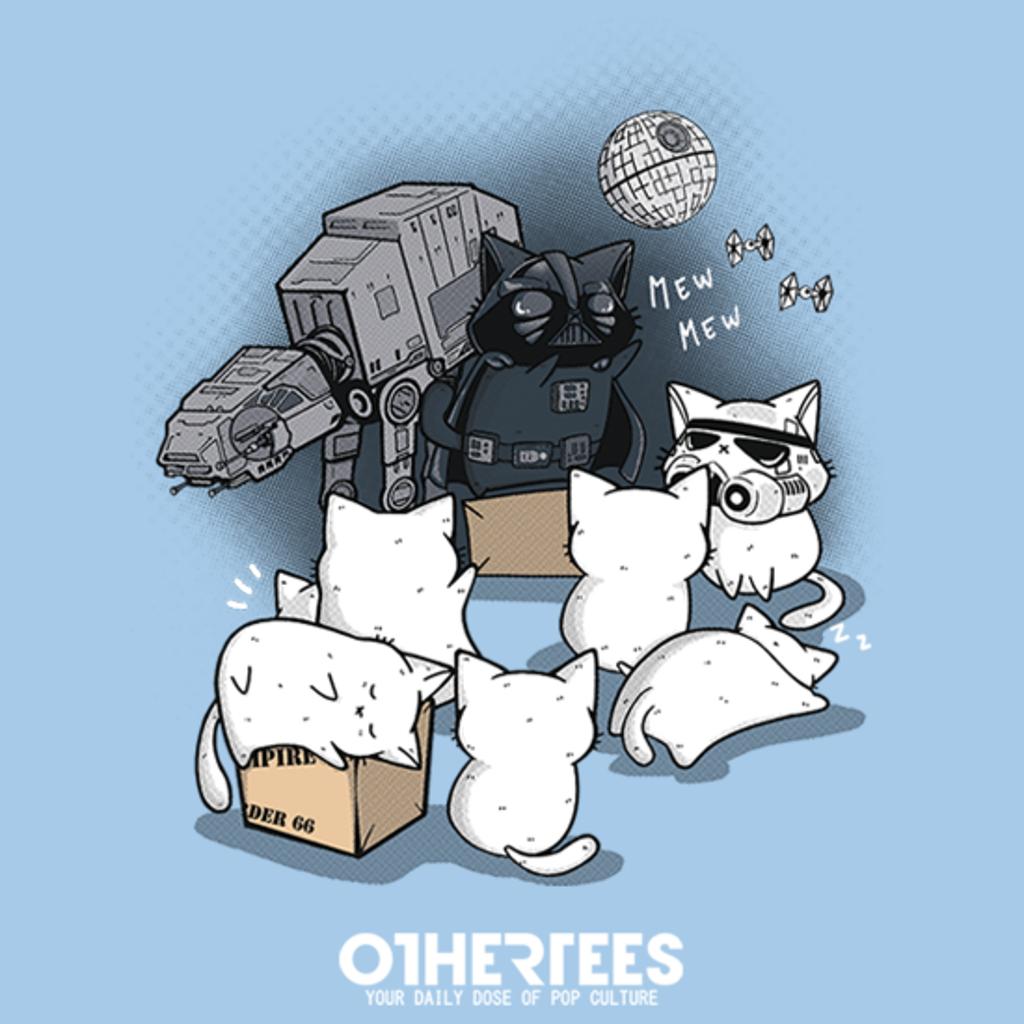 OtherTees: Kitten Wars
