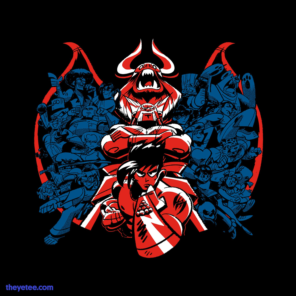 The Yetee: Iron Fist 3