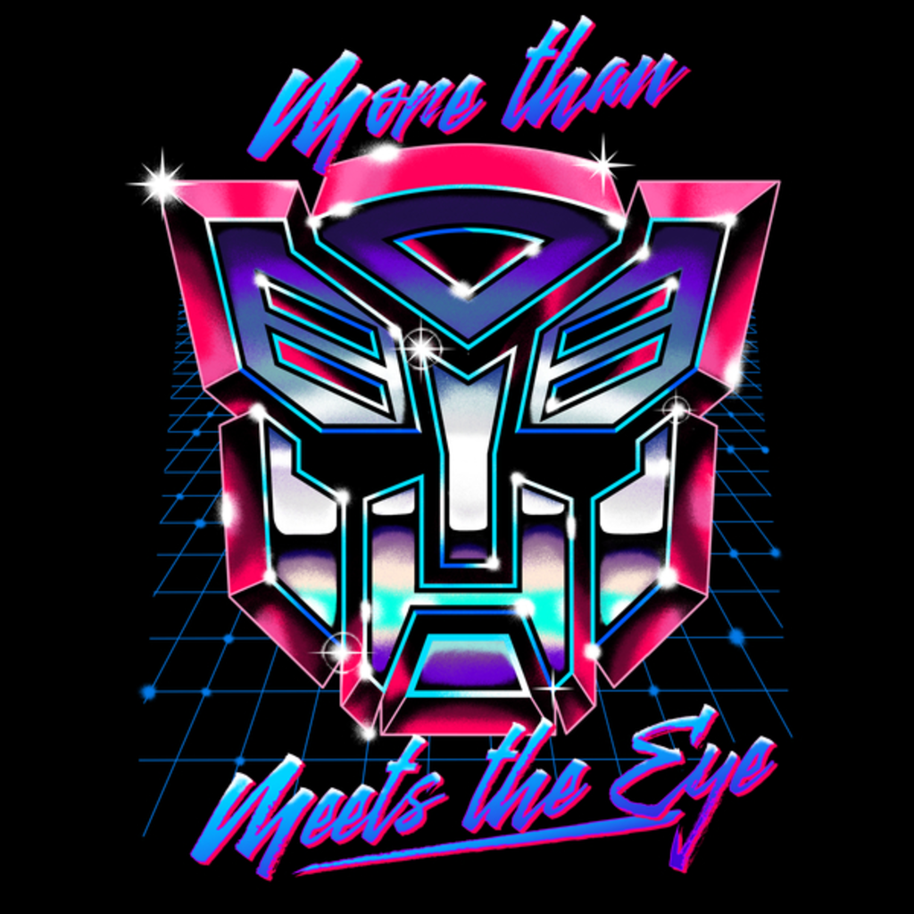 NeatoShop: Transformers: More Than Meets The Eye