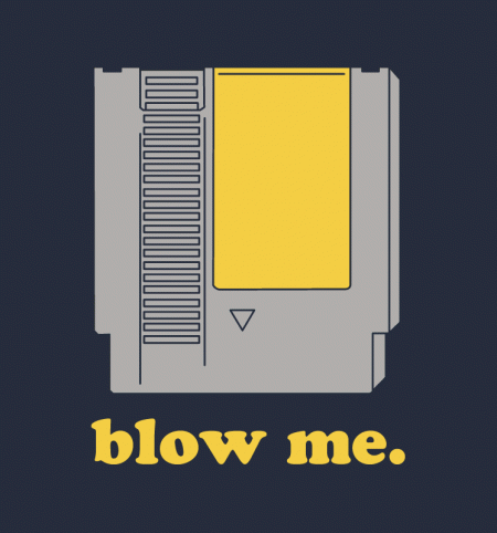 BustedTees: Blow Me