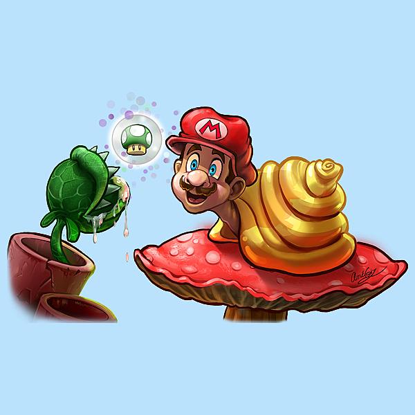 NeatoShop: Mario Snail