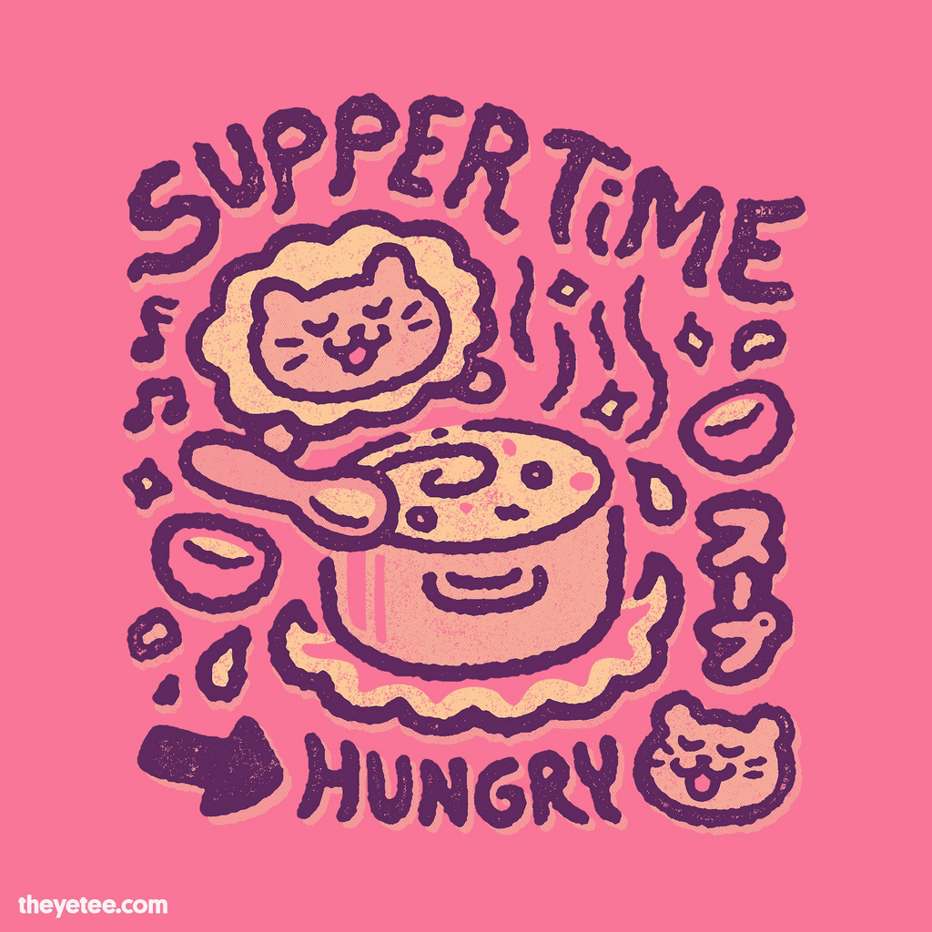 The Yetee: Supper Time