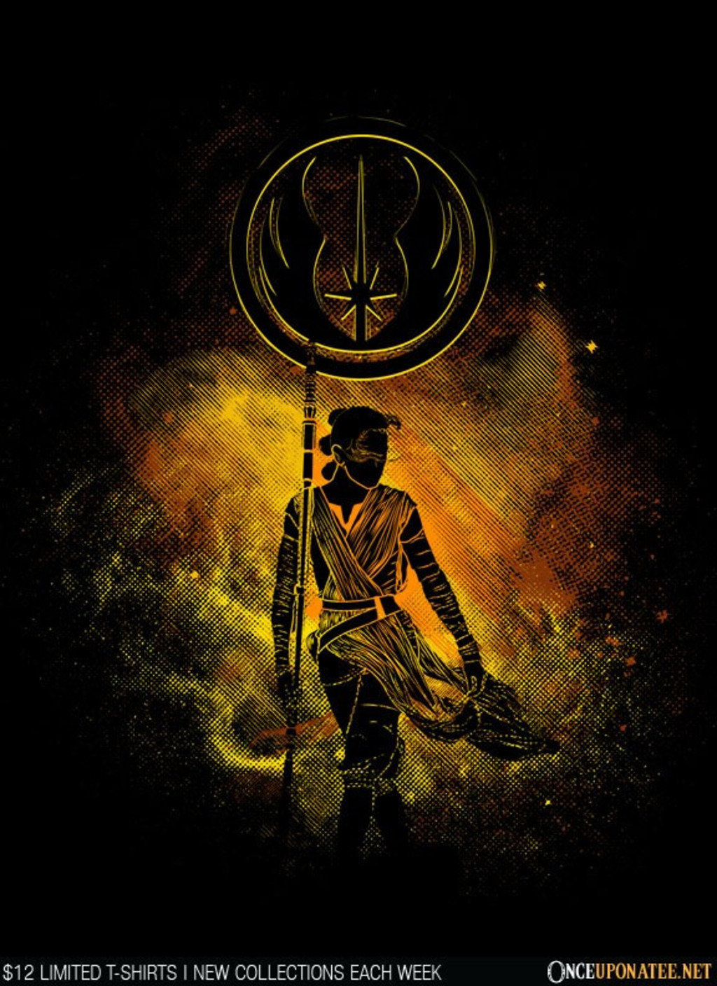 Once Upon a Tee: Rey Art
