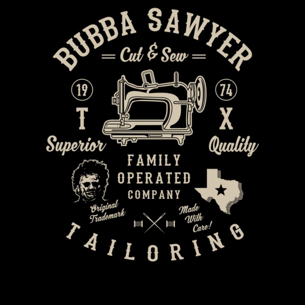 NeatoShop: BUBBA'S-TAILORING